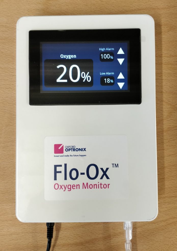 oxygen monitor for coronavirus patients
